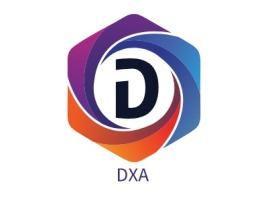 DXA公司logo设计