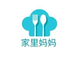 家里妈妈店铺logo头像设计