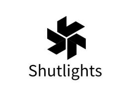 Shutlights店铺标志设计