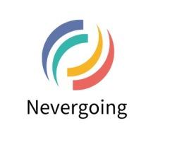 Nevergoing公司logo设计