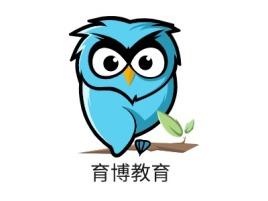 育博教育logo标志设计