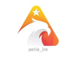 aerie_irelogo标志设计