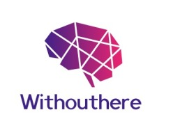 Withouthere公司logo设计