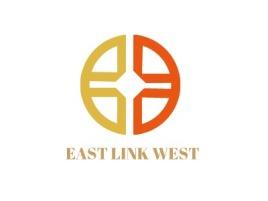 EAST LINK WEST公司logo设计