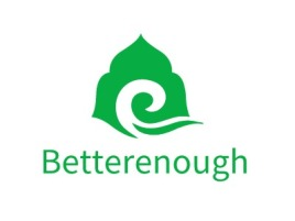 Betterenoughlogo标志设计