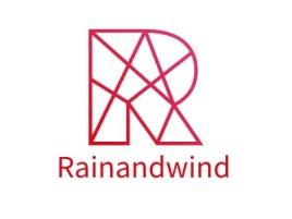 Rainandwind公司logo设计