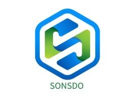SONSDO公司logo设计