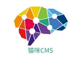 猫咪CMSlogo标志设计