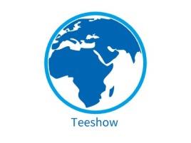 Teeshow公司logo设计