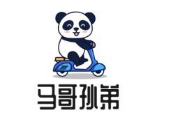 马哥孙弟logo标志设计