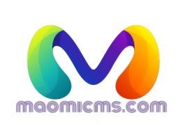 maomicms.comlogo标志设计