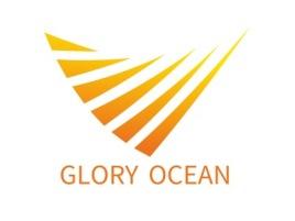 GLORY OCEAN公司logo设计
