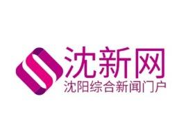 沈新网logo标志设计