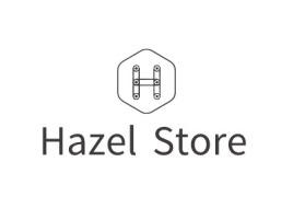 Hazel Store店铺标志设计