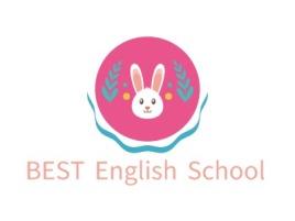 BEST English Schoollogo标志设计