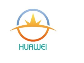 HUAWEI公司logo设计