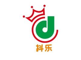 抖乐公司logo设计
