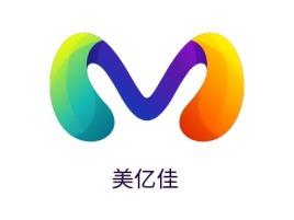 美亿佳门店logo标志设计