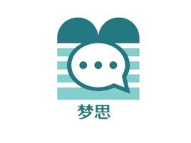 梦思公司logo设计