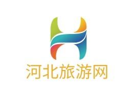 河北旅游网logo标志设计