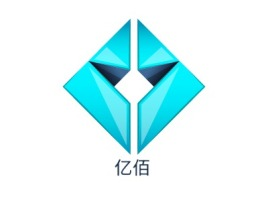 亿佰公司logo设计