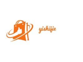 yishijie店铺标志设计