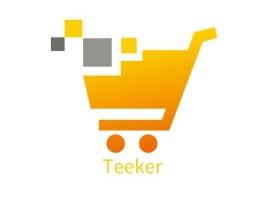 Teeker店铺标志设计
