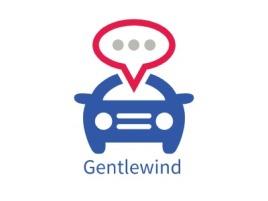 Gentlewindlogo标志设计