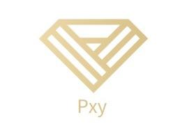 Pxy店铺标志设计