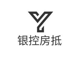 银控房抵公司logo设计