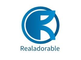 Realadorable店铺标志设计
