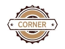 CORNER店铺logo头像设计