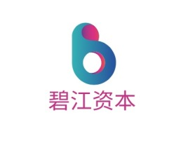 碧江资本公司logo设计