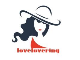 lovelovering门店logo设计