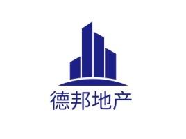 德邦地产企业标志设计