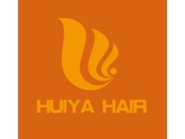 HUIYA HAIR公司logo设计