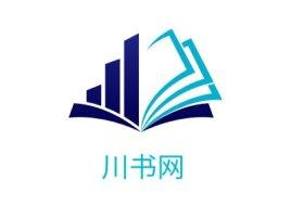 川书网logo标志设计