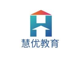 慧优教育logo标志设计