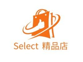 Select 精品店店铺标志设计