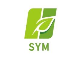 SYM公司logo设计
