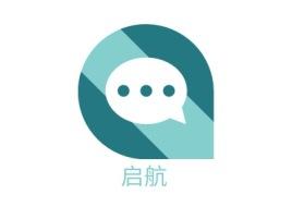 启航logo标志设计