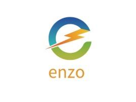 enzo公司logo设计