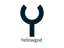 Yellowgod门店logo设计