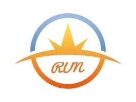 RUNlogo标志设计