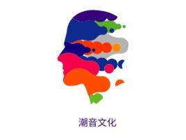 潮音文化logo标志设计