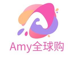 Amy全球购店铺标志设计