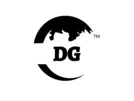 DG店铺标志设计