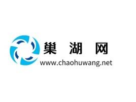 巢湖网logo标志设计