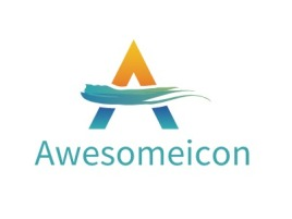 Awesomeiconlogo标志设计