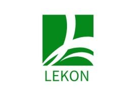 LEKON公司logo设计